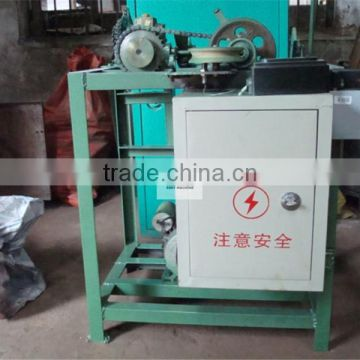 China professional PP PE hot sale split film yarn ball making machine