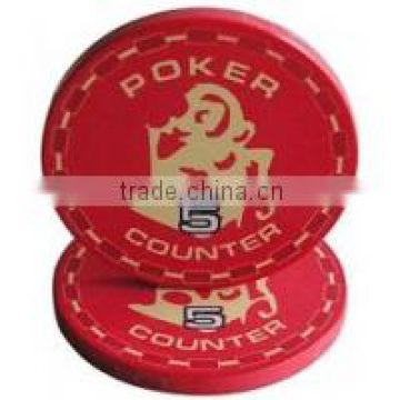 Crown Poker Chips