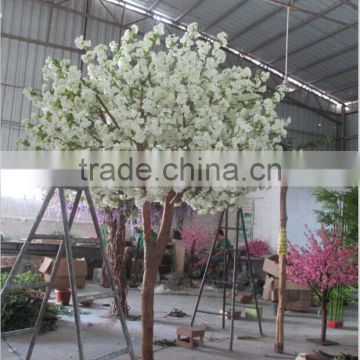 SJ10 artificial cherry blossom tree/silk cherry blossom flower tree for sale