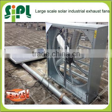 Vent tool 2016 New Products! Solar Panel Industrial Wall Mounted exhaust Fan Ventilation Fan