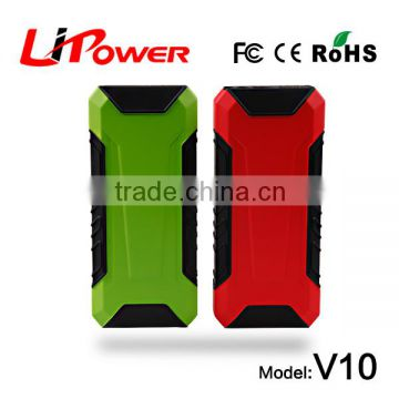 12000mah multi-function power bank removable battery/12v auto parts/starter battery for winter driving
