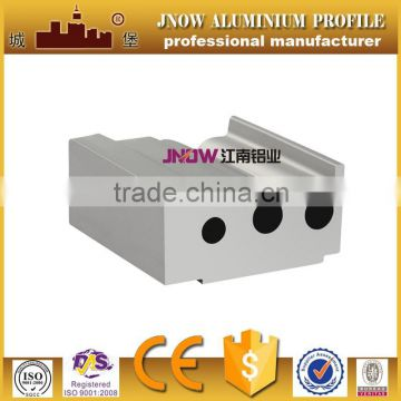 Manufacture 99% pure t slot aluminum extrusion, alloy 6063 industrial aluminum profile industry cheap aluminum prices