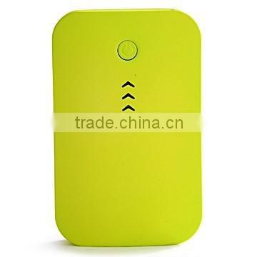 7800mAh Big Arrow Power Bank welcome OEM&ODM service as well