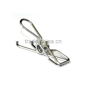 Stainless Steel Clips for Home Office Use Clothes Clips