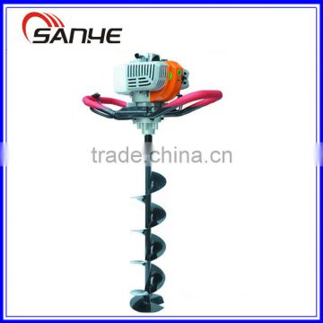 2 stroke Petrol Earth Auger with CE approve
