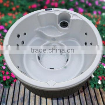 Round outdoor whirlpools A400