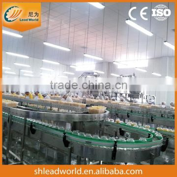 full automatic complete canned fruit food Canning /canning processing machine/line/equipment