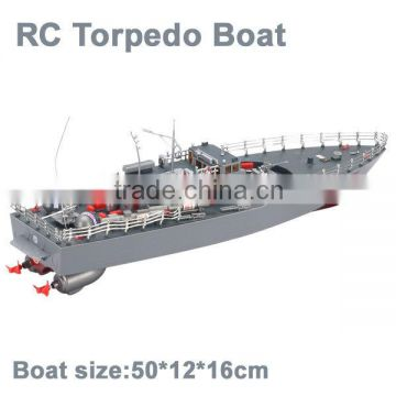 2013 newest 1:115 Torpedo Boat rc boat for sale