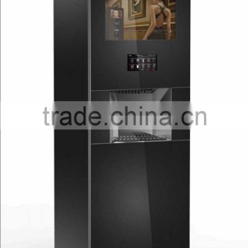 IN8C free standing fully instant tea coffee vending machine JETINNO                                                                         Quality Choice