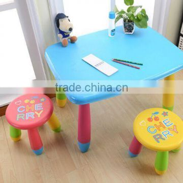 popular plastic chair with back for kids