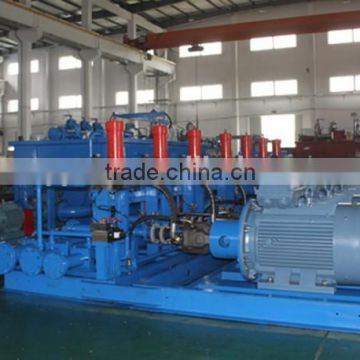 rubber Products Vulcanizing Press hydraulic power unit