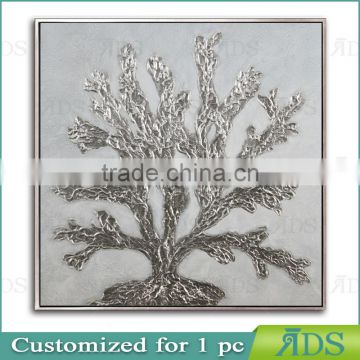 Nature wall painting designs 24x24 size artwork painting