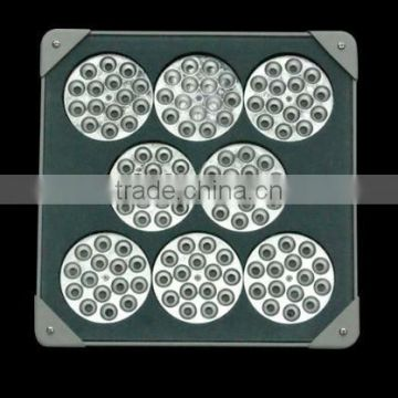 High Quality Meanwell Driver IP65 recessed 120w led petrol station light