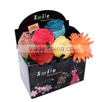hot sell full colour printed corrugated paper shopping bags display box                                                                                                         Supplier's Choice