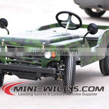 110CC Mini Jeep Willys for Kids