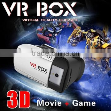 Hot sale New VR BOX 2.0 Generation Distance Adjustable VR Box 3D Glasses