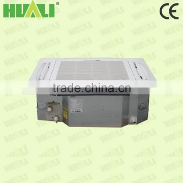 Air conditioner chilled water cassttes type fan coil units with CE certificated