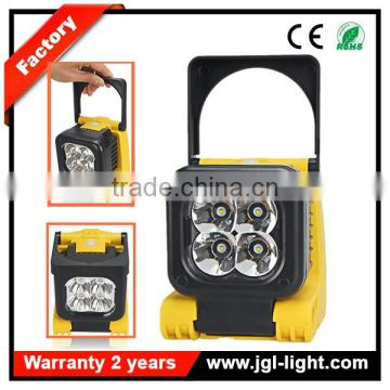 rechargeable emergency light cree 12w waterproof led light from JGL