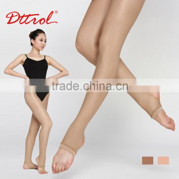D0006197 Bulk stirrup shimmery dance tights for women silk tube pantyhose stockings wor