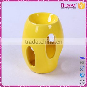 indoor decoration for glazed ceramic incense burner