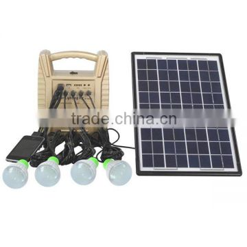 easy using solar lighting LED for indoor use portable and easy using                                                                         Quality Choice
