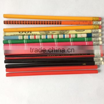 Color painting standard pencil for school and office use HB wooden pencils