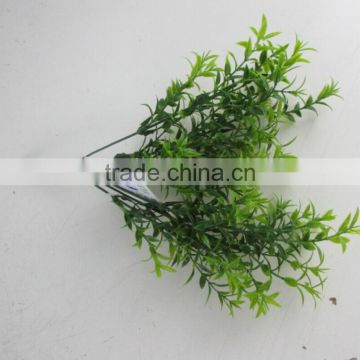 artificial wild grass bouquet for home decoration