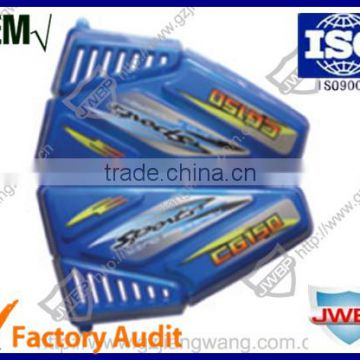 Motorcycle Body Parts Plastic Side Cover Set CG150 for Honda Factory Sale