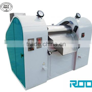 China Manufacturer Good Quality Hydraulic Three Roller Mill for Digital Printing Ink, Solvent Ink, Water-Based Ink