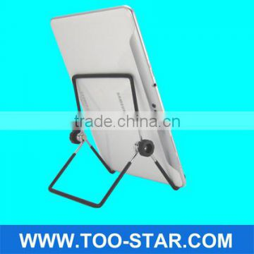 Big size Rail holder for tablet