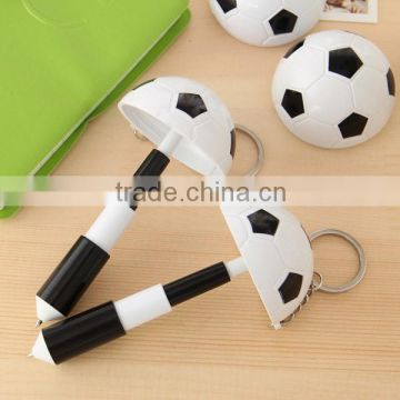 LB-01-football lanyard ball pen for gift and promotion