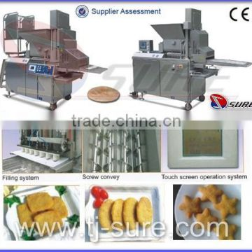 Automtic Burger Patty Forming Machine