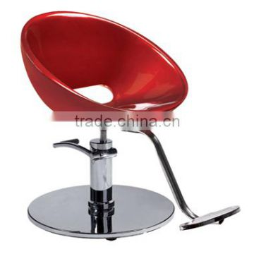 Round Base Modern Hydraulic barber chair hair cutting chairs with pedal wholesale barber supplies MT-550