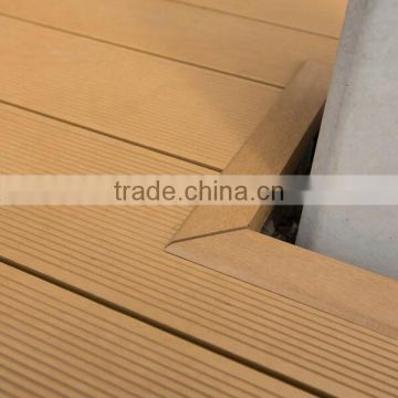 anti-UV weather resistant high quality cheap price wpc decking,wood plastic composite