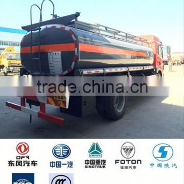 biogas slurry tank low-speed truck