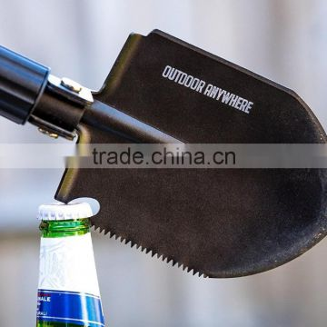 Military Folding Shovel & Pick with Carrying Pouch