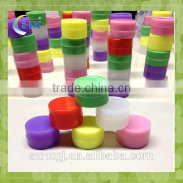 promotional silicone weed jar wax/oil containers