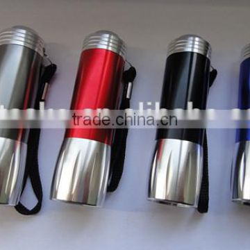 2014 New Aluminium Led Flashlight with Sos