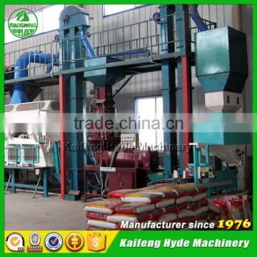 Grain depot 10T wheat barley cleaning equipment
