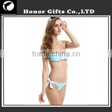2016 Sexy Girl Micro Bikini Swimwear/Bikini With Strap One Piece Swimsuit