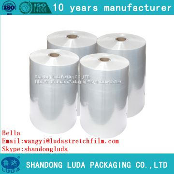 various customized LLDPE packaging Stretch wrap film production process