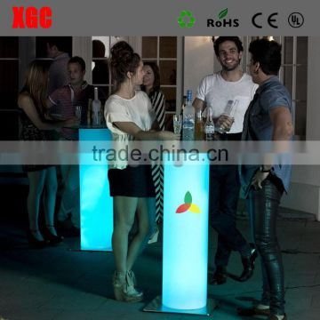 Bar chairs ball chair with led lights club and show GF305