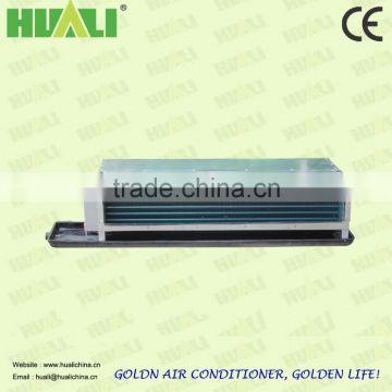 Huali Horizontal Fan Coil Unit / concealed fan coil Galvanized steel with CE