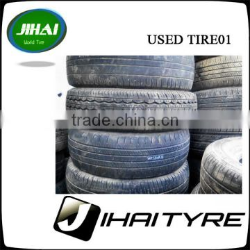 Special offer of used tires , PCR type , Chines brands