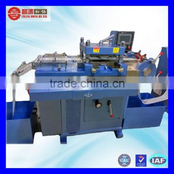 CH-360 good quality label die cutting machine for packaging & printing labels