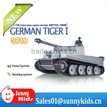 Henglong RC Tiger Tank RC Tank tiger tank metal rc tanks 3818