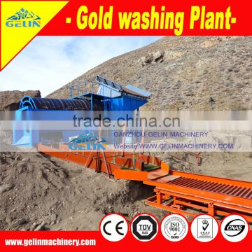 High Cost Performance Gold Ore Washing Equipment
