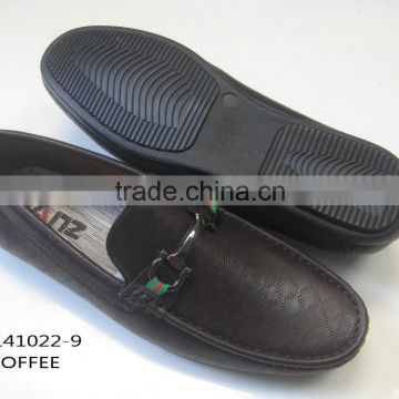 2014 hot selling classic fashion mens pu driving shoes                                                                         Quality Choice