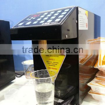 Automatic Syrup Dispenser Bubble Tea Equipment