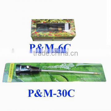 Pocket portable Soil Moisture and PH tester